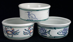 souffle dishes