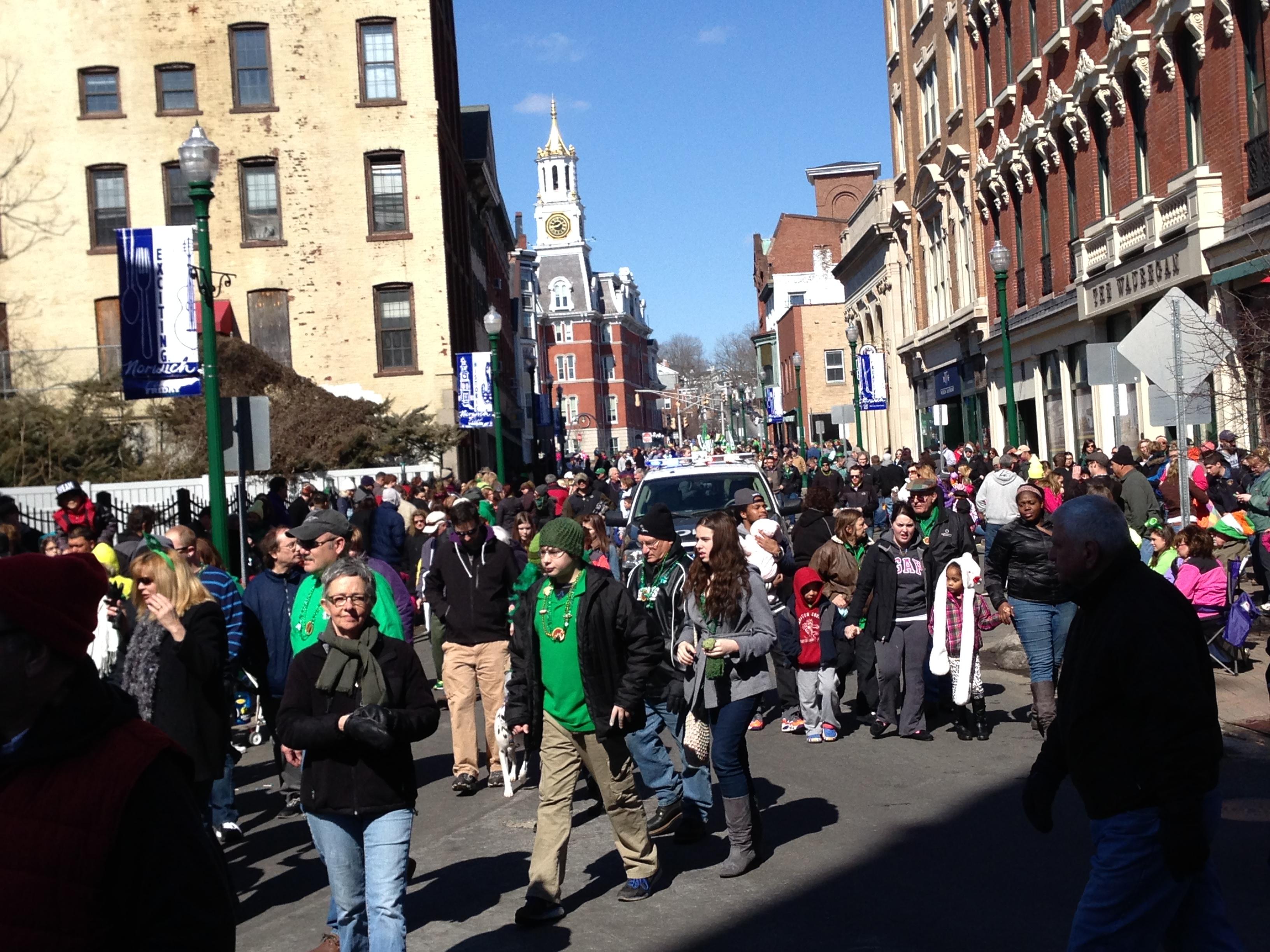 Saint Patricks Parade