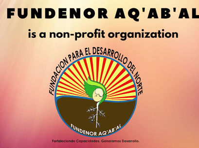 Greetings from our Sister NGO Organization in Guatemala - FUNDENOR
