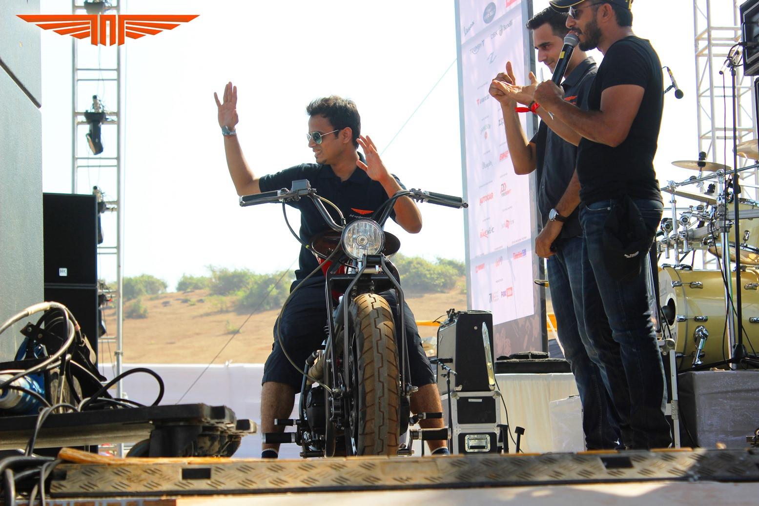 INDIA BIKE WEEK 2015