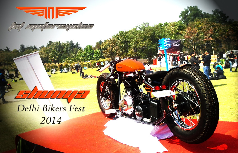 DELHI BIKERS FEST 2014