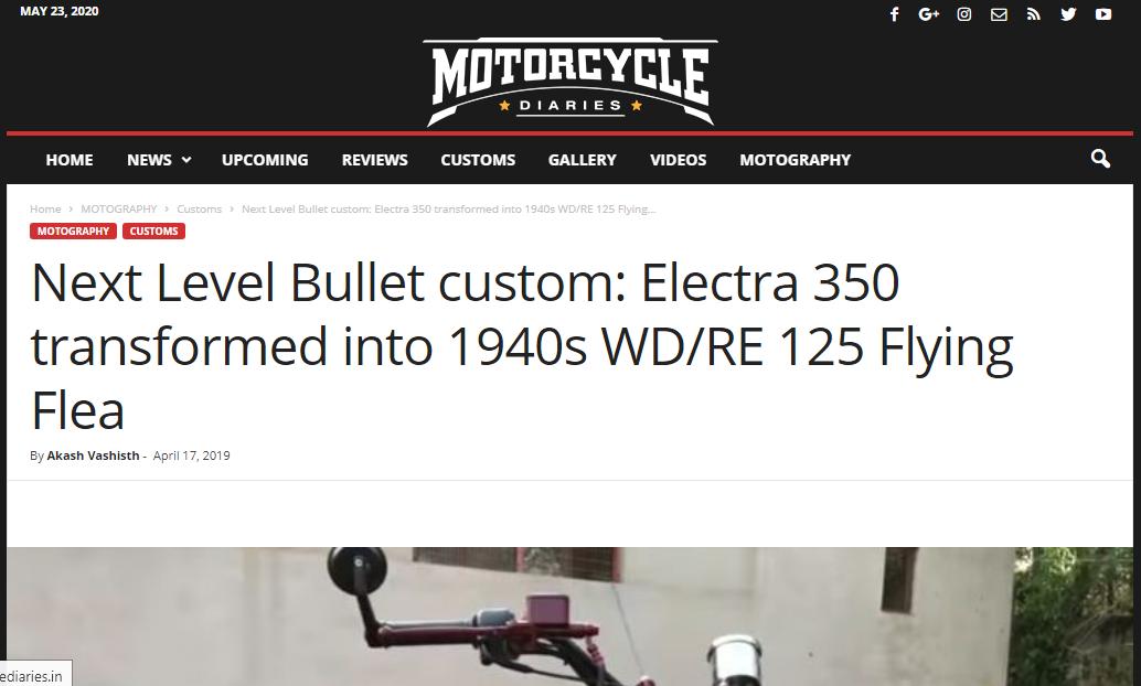 Motorcycle Diaries -