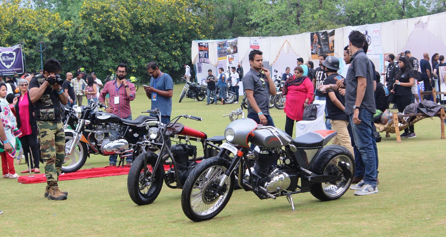 DELHI BIKERS FEST 2015
