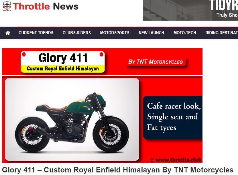 Throttle News