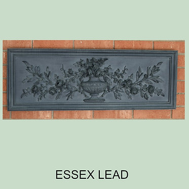 OD2632 Outdoor French Floral Plaque