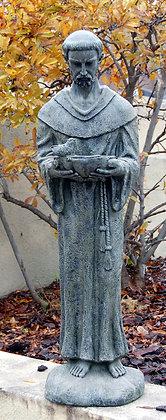 80304M St. Francis Statue