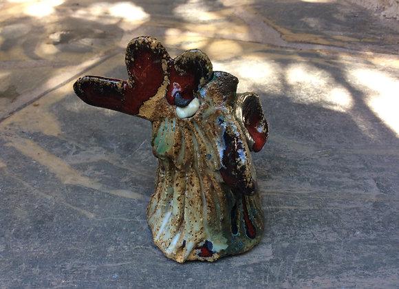 ceramic cockerel head