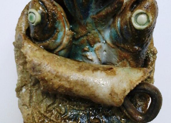 ceramic sardine tin