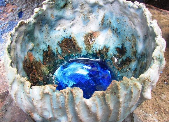 ceramic sea bowl