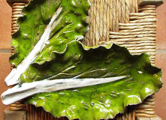ceramic lettuce