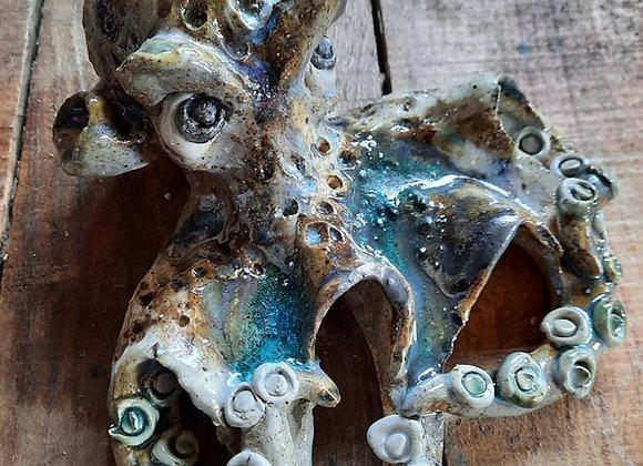 Wall octopus