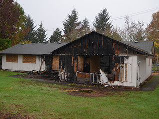 Restoring Your Home After a Fire Damage