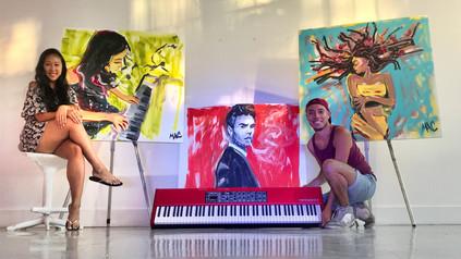 Toronto Musician and Painter