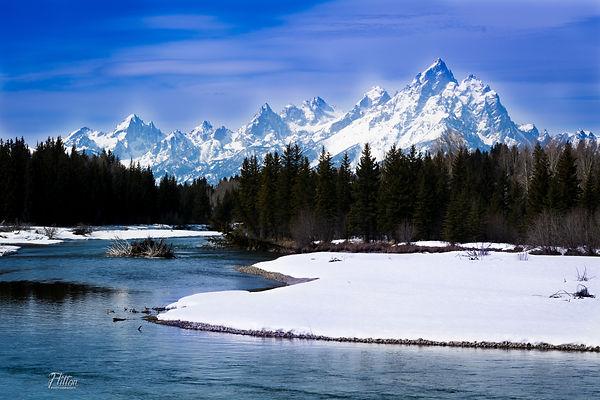 Glistening Peaks