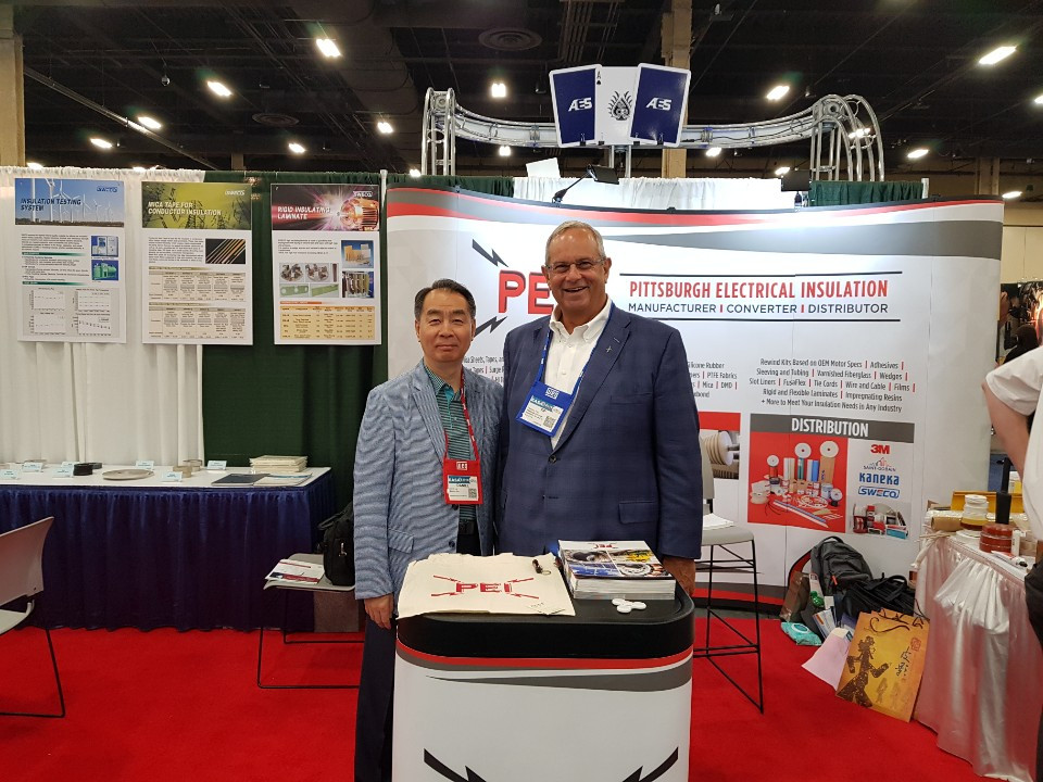 Booth #648 - PEI & SWECO