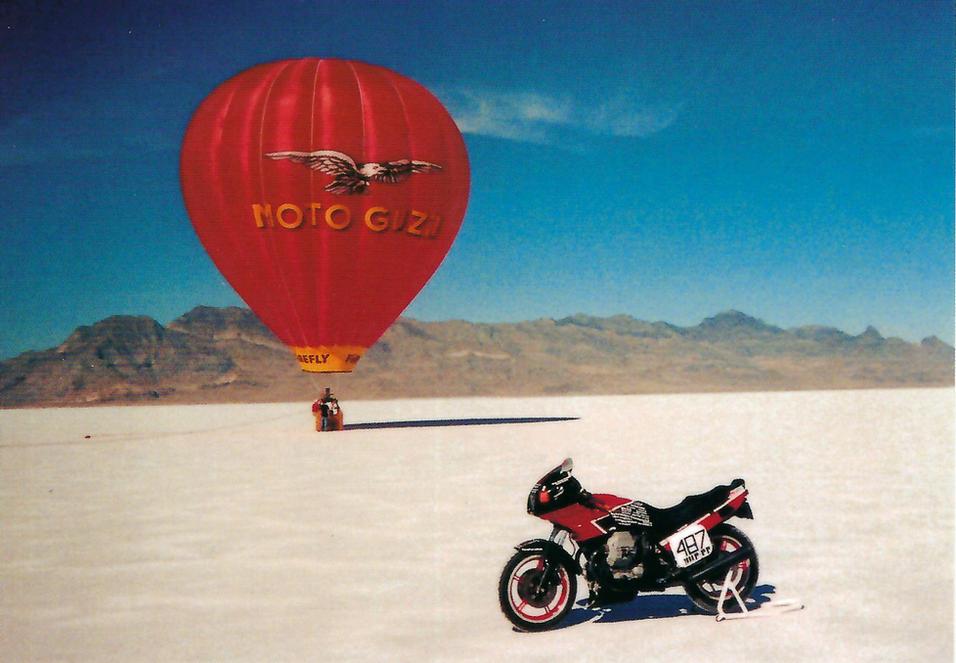 1989 - Moto Guzzi LeMans 1000