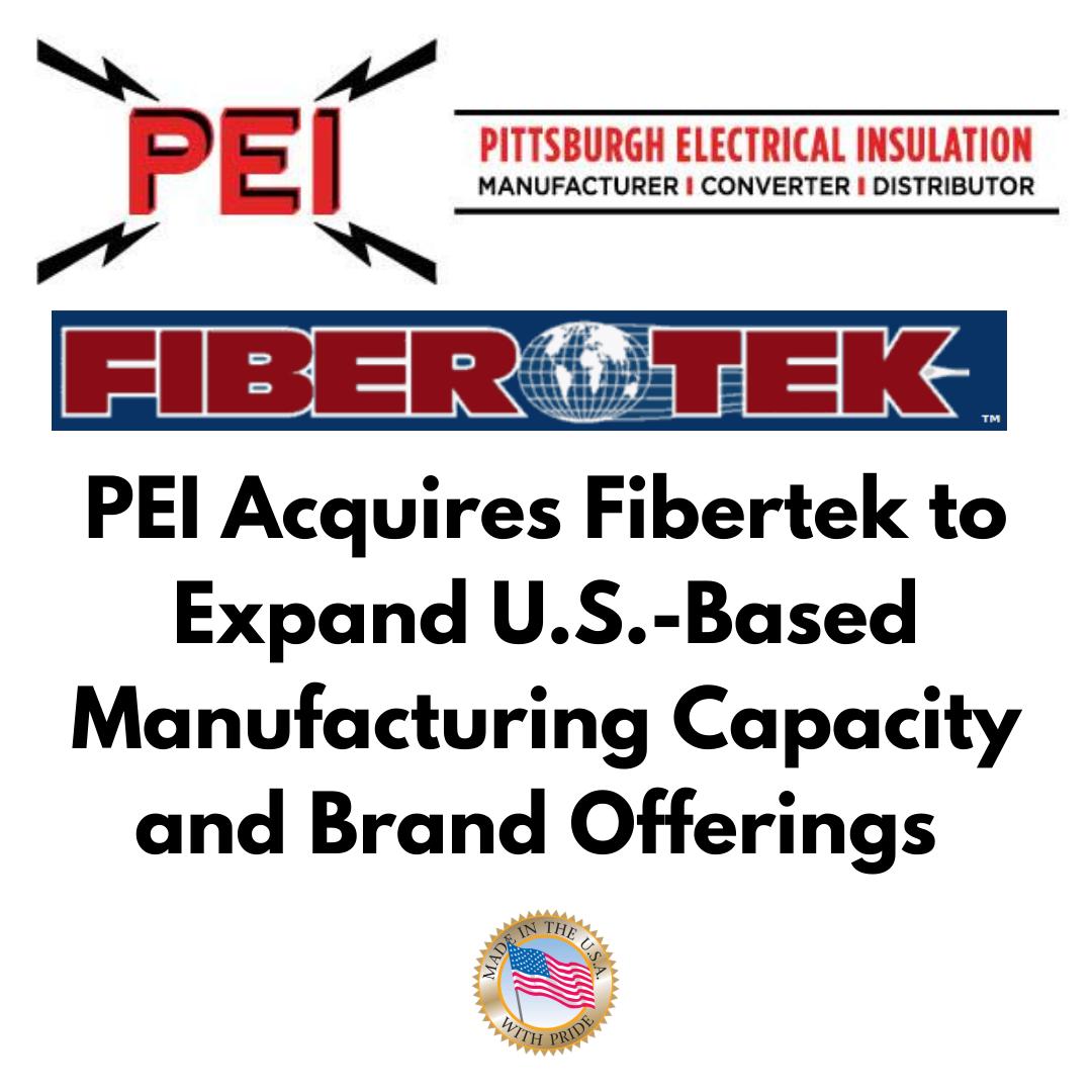 PEI Acquires Fibertek