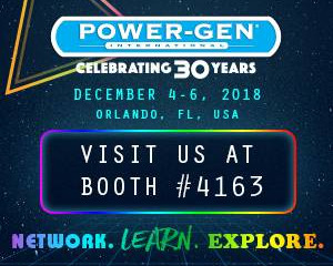 PEI at Power-Gen International Orlando - Booth #4163 | Dec. 4th-6th, 2018