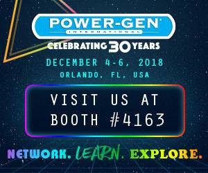 PowerGen Booth 4163