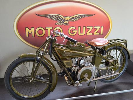 "The First Moto Guzzi ""G.P. 500"" (1921)"