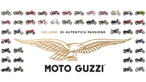 Celebrating 100 Years of Moto Guzzi (March 15th, 1921- March 15th, 2021)