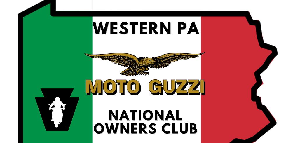 Moto Guzzi Club - Monthly Meeting (October)