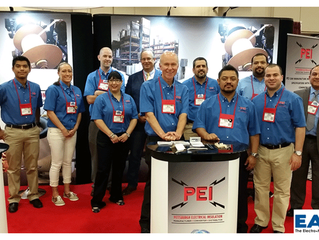 PEI at the 2015 EASA Show