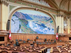 2. Differenzbereinigungssitzung im Parlament - Ergebnisse und Protokolle