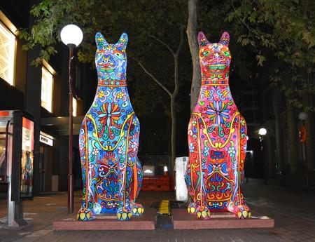 Fan Dongwang 2021 Dog LanternIn Sydney.jpg