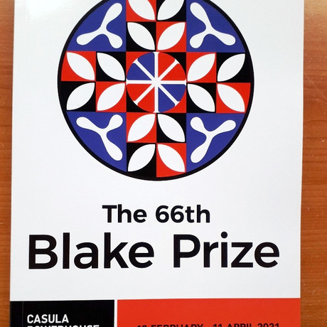 Blake Prize 2020 at Casula Powerhouse Arts Centre
