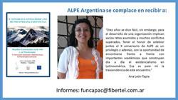 ALPE Argentina Anita 2020