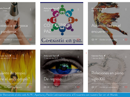 Visita mi blog en ALPE...