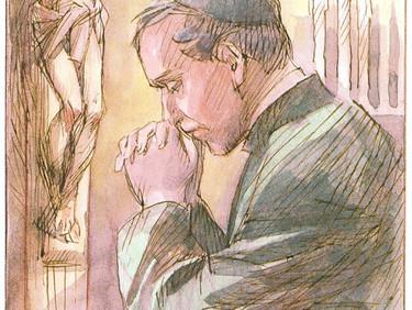 Conhecendo um pouco sobre a vida e os ensinamentos do Padre Luís Caburlotto - 22 de 30
