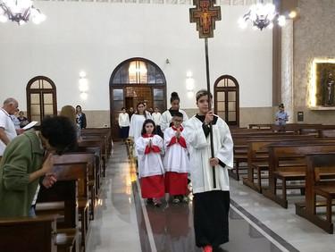 3º dia: Tema – São José e os Jovens
