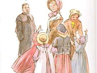 Conhecendo um pouco sobre a vida e os ensinamentos do Padre Luís Caburlotto - 14 de 30