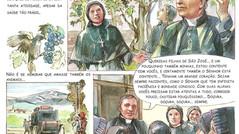 Conhecendo um pouco sobre a vida e os ensinamentos do Padre Luís Caburlotto - 23 de 30