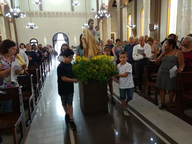 2º dia: Tema – São José e as crianças