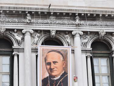 Homilia do Cardeal Angelo Amato na beatificação do Padre Luís Caburlotto