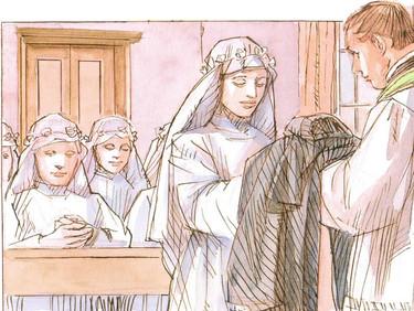 Conhecendo um pouco sobre a vida e os ensinamentos do Padre Luís Caburlotto - 17 de 30
