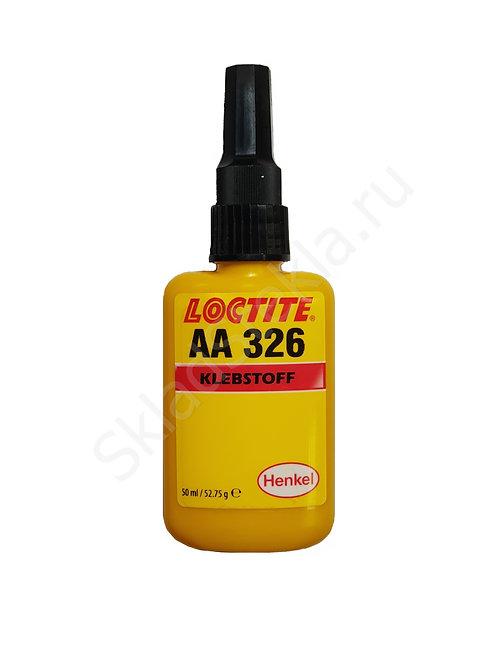 Клей конструкционный Loctite AA 326 (50мл)