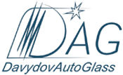 davydov auto glass (DAG) logo