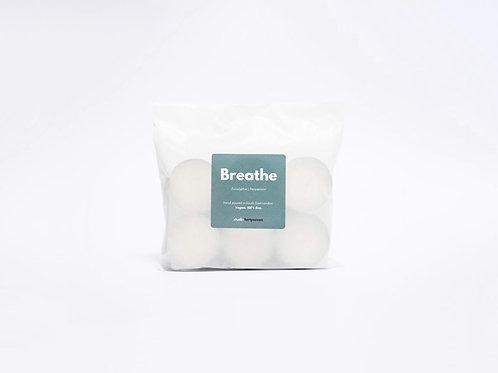 Breathe   Set of 6 Soy Wax Tealights