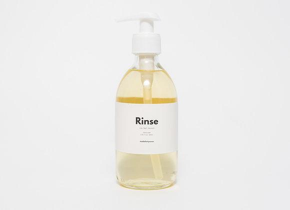 Rinse Hand Soap   Lime, Basil & Mandarin