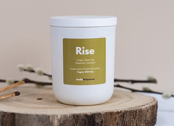 Rise | Ginger & Green Tea