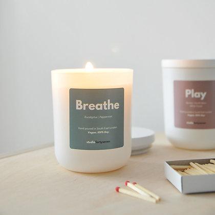 Breathe   Eucalyptus & Peppermint