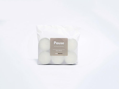 Pause | Set of 6 Soy Wax Tealights
