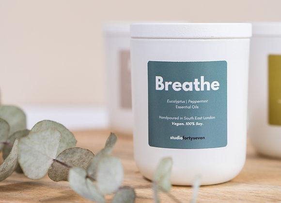 Breathe | Eucalyptus & Peppermint