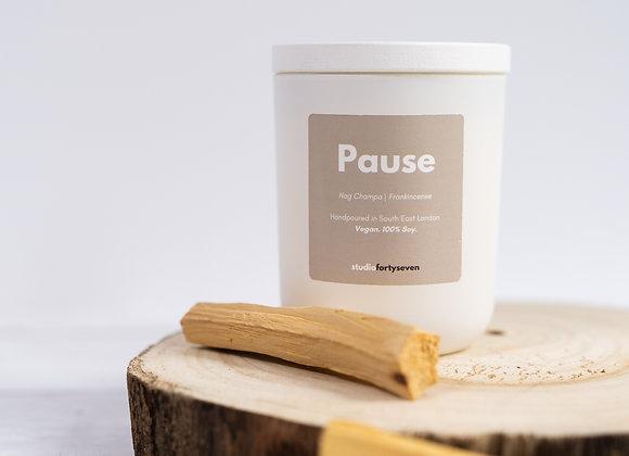Pause | Nag Champa & Frankincense