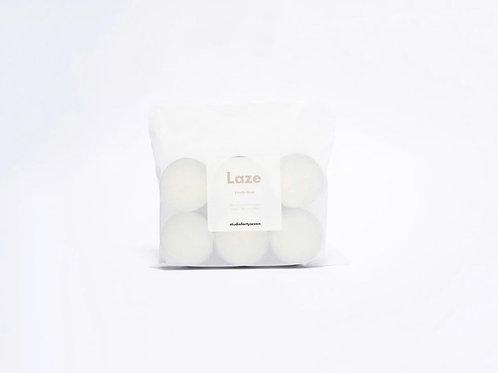 Laze | Set of 6 Soy Wax Tealights