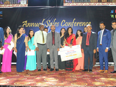 Annual Sales Conference & Get Together